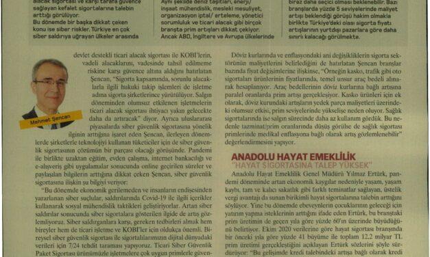 Para Dergisi / Haber Röportaj – Murat Çiftçi